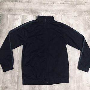 Starter Full Zip Men's Medium Black Track Jacket